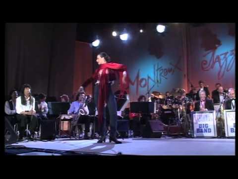 Jazzpaña Jazz Festival Montreux Nina Corti Vince Mendoza, WDR Bigband Köln 1993