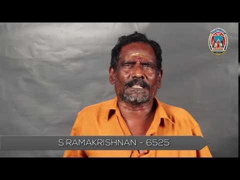 NADIGAR SANGAM | MEMBERS VIDEO | S.RAMAKRISHNAN - 6525.mp4