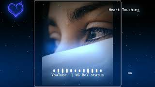 ❣️Heart Touching 👉😔 BGM Ringtone | MG BoY status