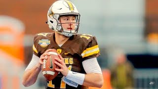 Strongest Arm in College Football || Wyoming QB Josh Allen Career Highlights ᴴᴰ