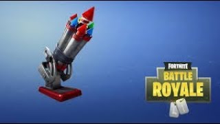 How to properly use Bottle Rockets in Fortnite