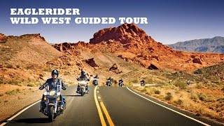 EagleRider Wild West Motorcycle Tour