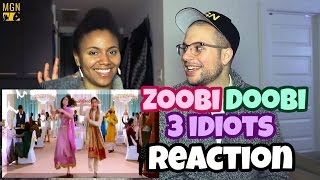 Zoobi Doobi - 3 Idiots - Aamir Khan   Kareena Kapoor Reaction