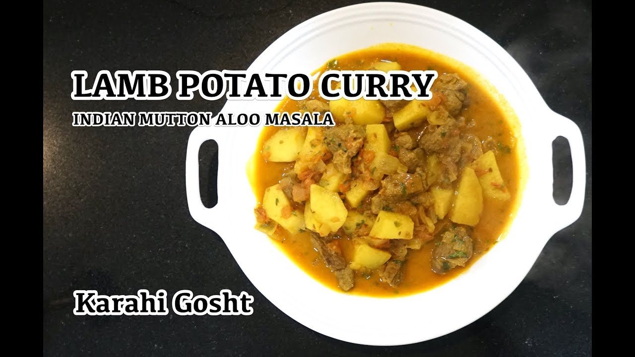 how to cook lamb curry