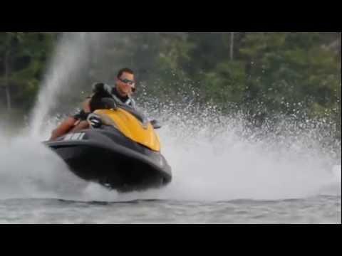 دباب ياماها بحري Yamaha Waverunners Fzs 2012 Youtube
