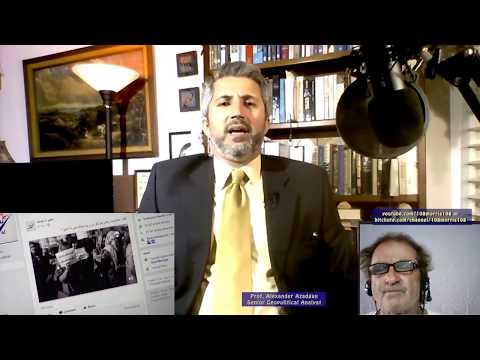 Prof. Azadgan on The Morris Show - Autonomous Kurdistan Means More War!