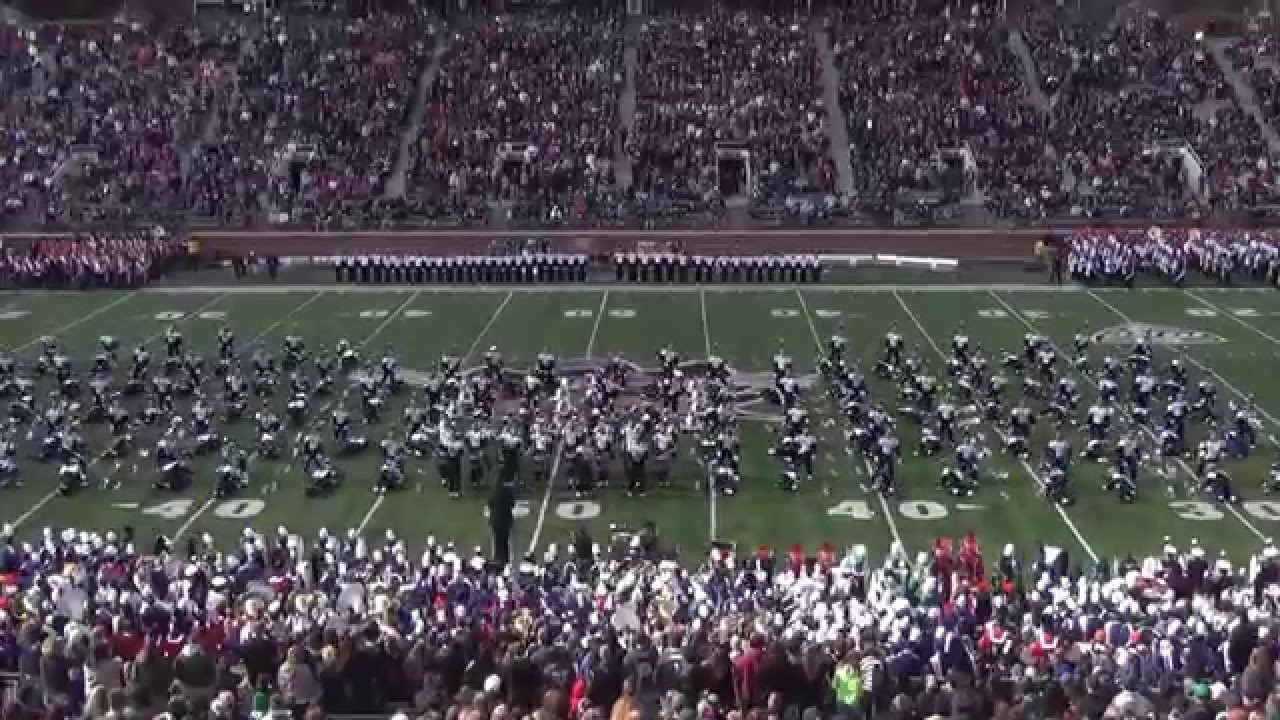 13 badass marching band covers of your favorite songs