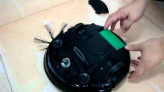 Mini robot vacuum cleaner.mpg