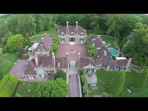 Legendary Estate Property in Gladwyne, Pennsylvania