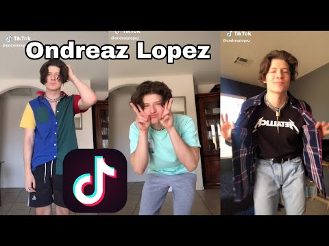 Ondreaz Lopez Dancing TikTok Compilation