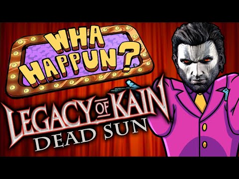 Legacy of Kain Dead Sun - What Happened?