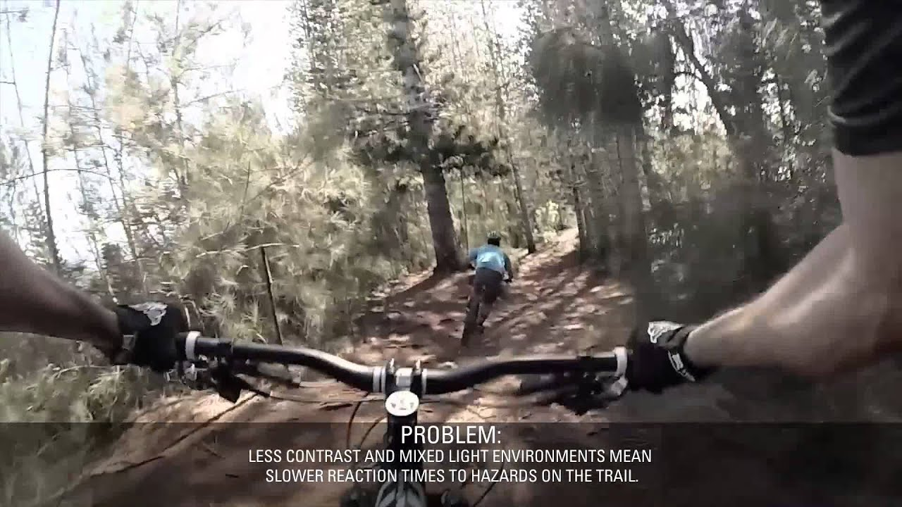 9604d17cb2a Oakley Prizm - Trail Biking - Available at Sports Experts - YouTube
