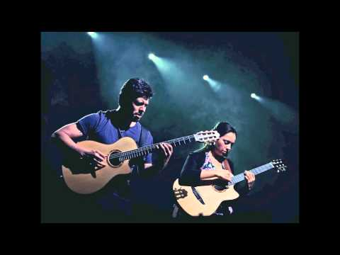 Rodrigo y Gabriela and C.U.B.A. live at Radio City Music Hall