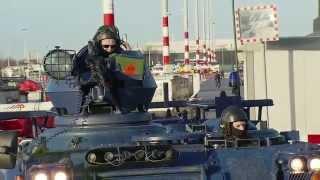 President Obama: landing op Schiphol en aankomst bij NSS-top