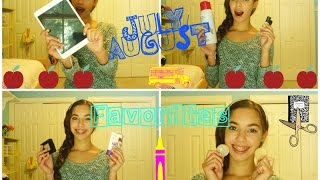 July/August 2014 Favorites! Thumbnail