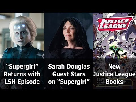 """Supergirl"" Returns with ""The Legion of Super-Heroes"" - Speeding Bulletin (January 10-16, 2018)"