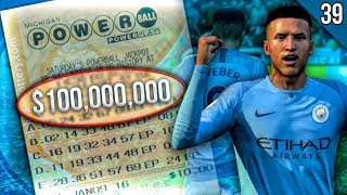 I WON THE LOTTERY! | FIFA 19 Career Mode My Player | Episode #39