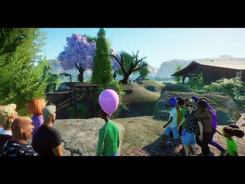 Planet zoo Franchise mode - Nolia zoo ep.1 Red pandas |
