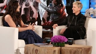Demi Lovato Tells Ellen Show How She Almost DIDN