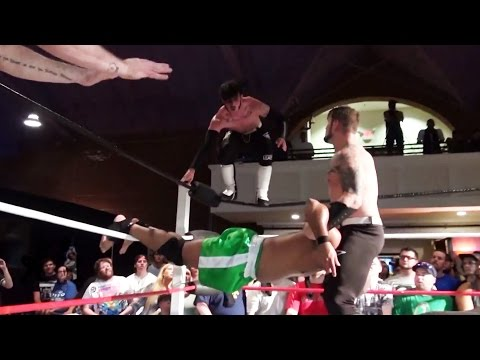 [Free Match] Team Pazuzu vs. Scarlet & Graves - Beyond Wrest