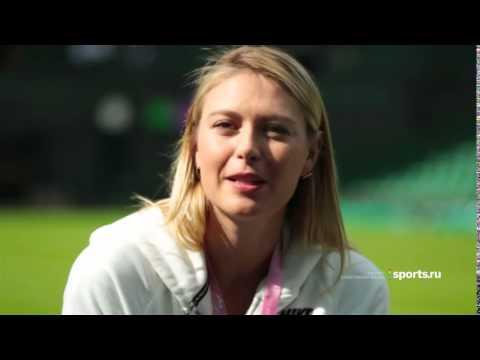 Wimbledon Maria Sharapova Sports.ru