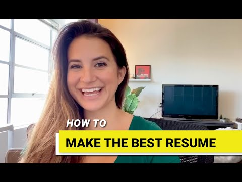 Resume Objective - Learn How To Write The Best Resume Objective ✓ from YouTube · Duration:  5 minutes 40 seconds