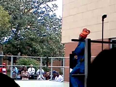 African dancing (Georgia perimeter college)