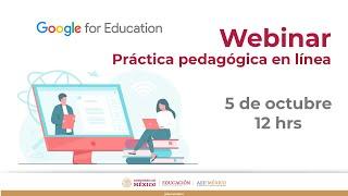 1. AEFCM. Práctica pedagógica en línea