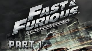 Lets Play Fast and Furious Showdown Part 1 (FullHD/German) - Oldschool