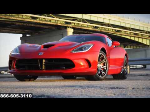 New 2016 Dodge Viper Safety Thompson Chrysler Dodge Jeep Ram U2013 Baltimore  Baltimore MD Rosedale MD