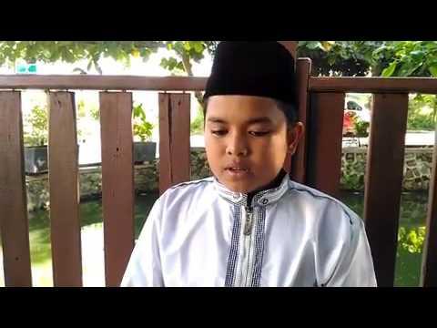 Suratul Fatihah From Rizqi Hasan