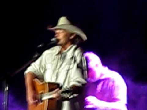BamaJam 2009 - Alan Jackson