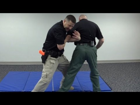 Rear Wrist Lock Amp Twist Lock Defensive Tactics Youtube