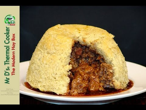 Steak And Kidney Pudding Recipe By Mr D