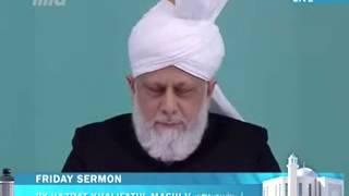 Tamil Translation  Friday Sermon 20th December 2013   Islam Ahmadiyya