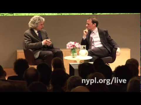Darwinism Discussion | Steven Pinker & Adam Gopnik