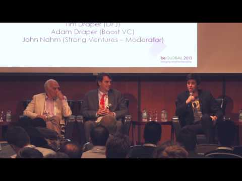 Fireside Chat with 3 Generations of Global Venture Capitalists - The Drapers
