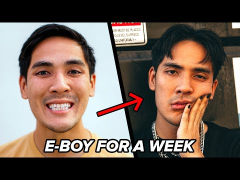 I Became An E-Boy For A Week (ft. Lilhuddy)