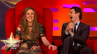 Aileen From Derry's HILARIOUS Red Chair Story | The Graham Norton Show