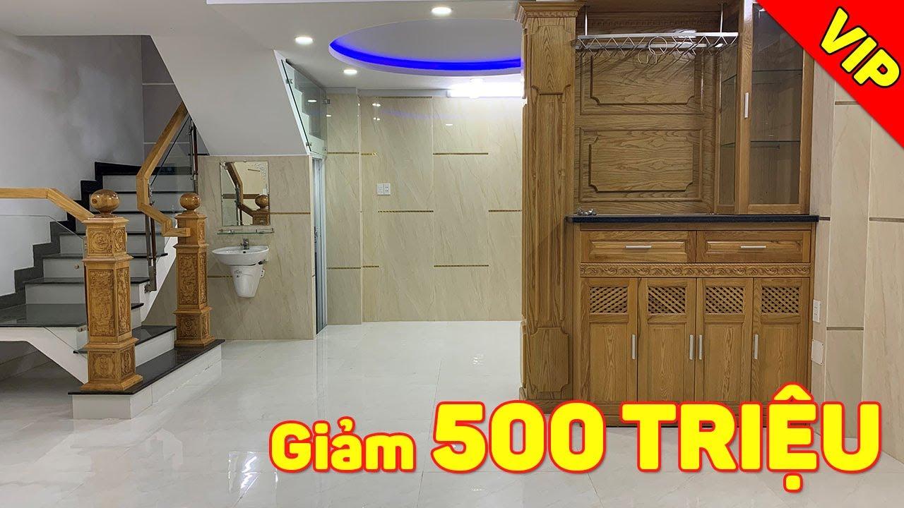 Bán nhà Gò Vấp #138 ✅ Bán nhà rẻ hơn thị trường 500 TRIỆU không có căn thứ 2 | Nhà đất Hoàng Hà