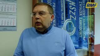 Związkowcy będą walczyć o przyszłość Huty im T. Sendzimira w Krakowie