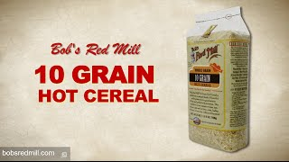 10 Grain Hot Cereal | Bob's Red Mill