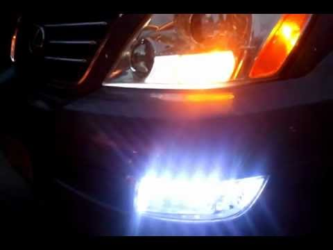 IntoTheCar Customized Headfog Lexus Gx470 YouTube