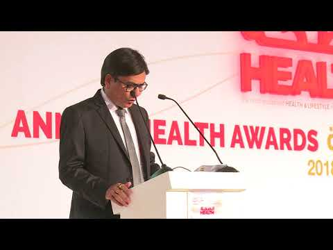 Annual Health Awards 2018