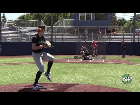 George Eisenhardt - PEC - RHP - Lakeridge HS (OR) June 18, 2020