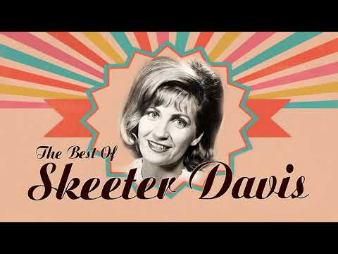 Skeeter Davies Greatest Hits Albums - Greatest Old Country Music - Country Love Songs 60s 70s