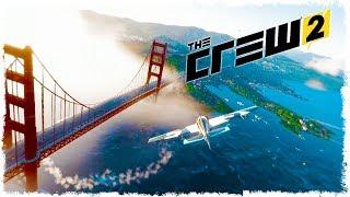 ЗА 60 МИН ОТ НЬЮ-ЙОРКА ДО ЛОС-АНДЖЕЛЕСА В THE CREW 2!!!