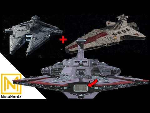 The Oversized Venator/Harrower Crossover - Valiant-class Star Destroyer - Star Wars Fandom Ships