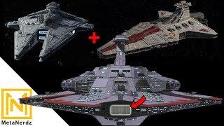 The Oversized Venator/Harrower Crossover - Valiant-class Star Destroyer - Star Wars Fandom Ships