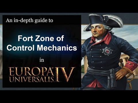 [EU4] An in-depth Guide to Fort Zone of Control Mechanics